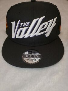 Brand New New Era Phoenix Suns City Edition 950 Hat The Valley Snapback