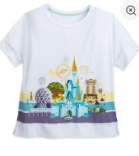 NWT Dolman Top Shirt Large Women Four Parks Walt Disney World Theme Parks