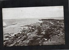 FILEY BRIGG. SEPIO SERIES POSTCARD BY J SALMON. POSTED 1923