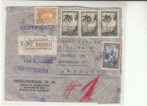 Argentina / Airmail / Germany