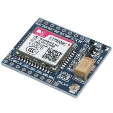 GPRS SIM800C GSM Module 5V/3.3V TTL STM32 C51 with Bluetooth and TTS for G6S3