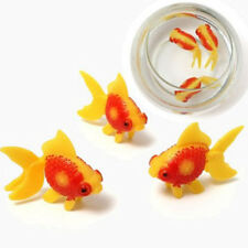 3PCS Aquarium Tank Plastic Artificial Swimming Fake Fish Ornament Decoration New