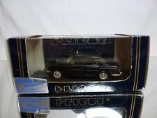 ELIGOR 1338 BMW 2000 - E120 - TAXI 1967 - BLACK 1:43 - GOOD CONDITION IN BOX