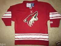 Arizona Coyotes CCM NHL Hockey Jersey Toddler 2T - 4T