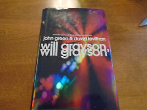 Will Grayson, Will Grayson Signed by David Levithan and John Green HC 1st/1st)