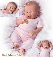 """Ashton Drake """"SO SLEEPY SOPHIE""""- LIFELIKE NEWBORN BABY DOLL - NEW-IN STOCK NOW !"""