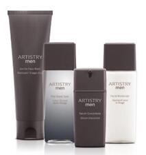 ARTISTRY Men Skincare Face wash, Serum, Balancing Hydrator & Enviving Emulsion