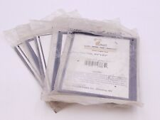 """5 Pc Valley National Gases VNG-F4512 Filter Plate Glass 4-1/2"""" x 5-1/4"""" Shade 13"""