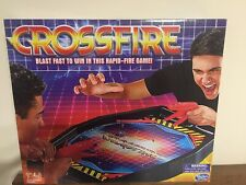 HASBRO CROSSFIRE RAPID-FIRE GAME NEW SEALED 2016 FREE SHIPPING