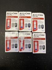 accu-chek Aviva plus Retail Diabetic test strips 300 Strips.