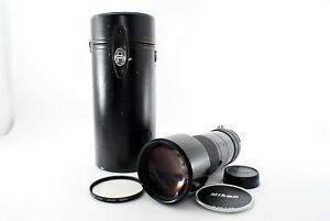 """""""TESTED In Case"""" NIKON NIKKOR ED 300mm F4.5 Ai-s Lens From Japan 711290"""