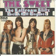 7'SWEET  >Ballroom Blitz/Rock'n'Roll Disgrace<  Germany GLAM-KULT!