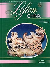 Collector's Encyclopedia of Lefton China Identification  & Values