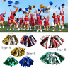 Game Pompoms Practical Cheerleading Cheering Pom Poms Apply to Sport Competition