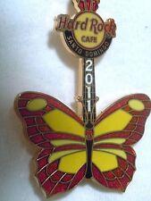 Hard Rock Cafe Santo Domingo Butterfly #2 '11 Pin