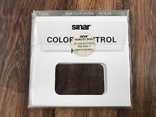 Sinar Color Control 100 Filter CC025C 547.92.103 #NEU#