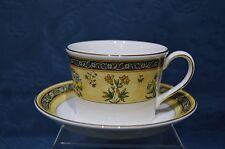 Wedgwood India TAZZA DA TE/TEA CUP & SAUCER-Delphi Forma