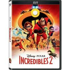 The Incredibles 2 (2018) - Or Build your own Disney Dvd Lot and Save on Shipping