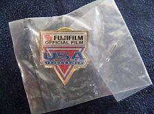 USA TRACK & FIELD / FUJI FILM OFFICIAL FILM LAPEL PIN