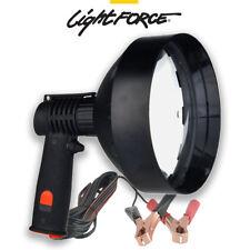 LIGHTFORCE HANDHELD SPOTLIGHT SL1702 STRIKER LAMP 100W HALOGEN HAND HELD NEW 170