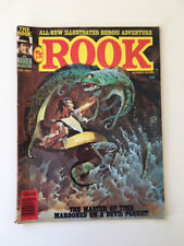 The Rook Magazine - February 1981 #7 The Master of Time - 3 Adventure Warren FN