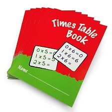 Ivy Stationery A6 Times Tavolo Libro BK0263 - 24 Pagine - (Confezione da 6)