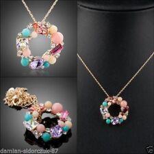 Behandelte Echtschmuck-Halsketten & -Anhänger für besondere Anlässe-Perlen