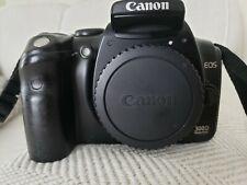 Canon EOS Digital / EOS 300D 6.3MP Digital SLR Camera - Black (Kit w/ EF…