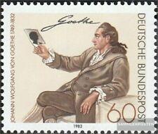 BRD (RFA) 1121 (completa.edición) nuevo 1982 años.W. Goethe