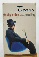 """The Isley Brothers/Ronald Isley """"Tears"""" Cassette Tape Single Island Records 1996"""