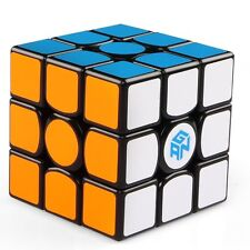 Coogam Gan 356 Luft um ultimative Magnetic Speed Cube 3x3 schwarz Gans 356Air ähm Cube