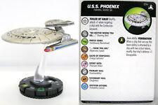 Heroclix - #014 USS Phoenix-Star Trek Tactics IV