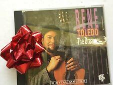 RENE TOLEDO The Dreamer SOFT INSTRUMENTAL +cd code   **WHY BUY MY CD ?