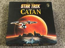 Star Trek: Catan - 1st Edition Mayfair Games 2012 - Complete