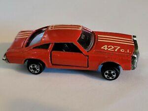 Zylmex ZEE Toys 1973 Chevy Malibu 427 1/64 Loose