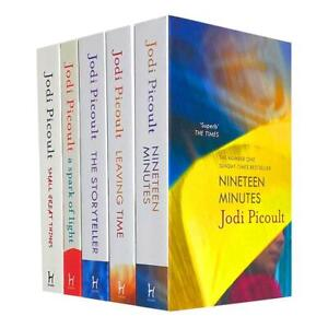 Jodi Picoult 5 Books Adult Collection Set Paperback (Small, Light | Jodi Picoult
