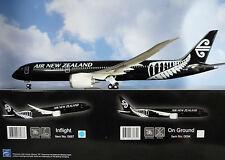 Hogan Wings 1:200 Boeing 787-9 Dreamliner Air New Zealand + Herpa Wings Katalog