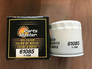 Engine Oil Filter-Turbo Parts Master 61085