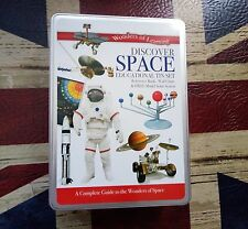 Discovery SPACE educational tin Gift Set for School Children Fun Way to LEARN-UK