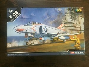 "* ACADEMY 1/48 scale F-4B Phantom II ""VF-111 Sundowners"" (2019)"
