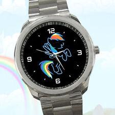 New Rainbow Dash Sport Metal Watch My Little Pony