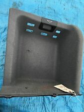 BMW OEM E39 525 528 530 540 M5 97-03 REAR TRUNK BATTERY TRIM TRAY COVER BACK OEM