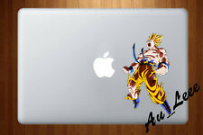 Macbook Air Pro Vinyl Skin Sticker Decal Dragon Ball Super Saiyan Goku #cmac243