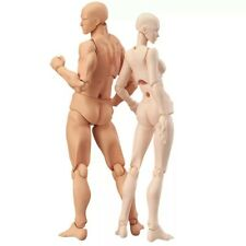 Drawing Figures For Artists Man and Woman Action Figure Human Mannequin