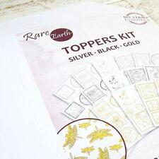 """50 x inserciones de papel blanco para tarjetas-A6 A7 Cuadrado 5,6/"""" elija tamaño y textura A5"""