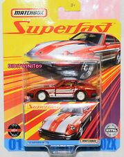 MATCHBOX 2020 SUPER FAST '82 DATSUN 280ZX