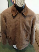 Womens Burberry Short Wool Jacket Sz 10
