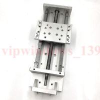 CNC Milling XYZ Axis Sliding Table 300mm Linear Rail Stage Cross Slide 250/50kg