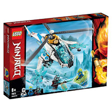 LEGO® NINJAGO 70673 ShuriCopter Ninja-Actionfiguren Tornado-Spinners