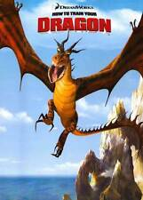 HOW TO TRAIN YOUR DRAGON Movie POSTER 11x17 E Jay Baruchel Gerard Butler America
